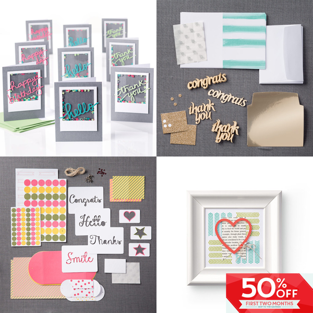 Papercrafting Kit Sale
